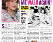 Connie Francis: Hip Surgery Let Me Walk Again!